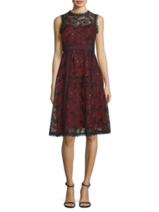 Nanette Lepore Ruby Floral Dress, $648